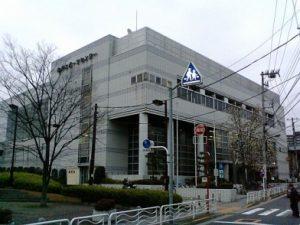 イシコIRのイベントが行われる亀戸スポーツセンター