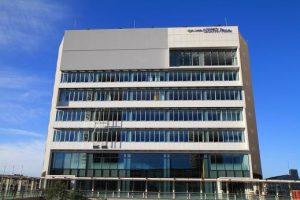 ソルティサークルが行われる武蔵浦和コミュニティセンター