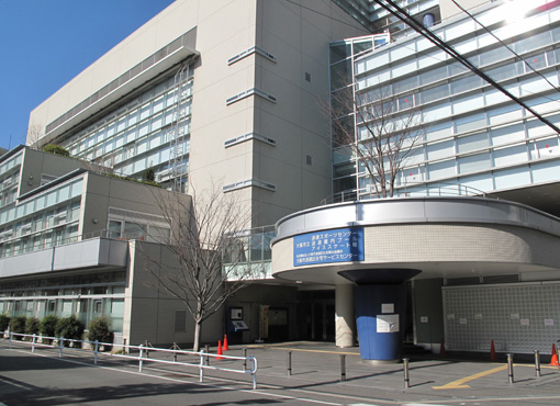 『第一回 KANSAI M's RALLY』が行われる浪速スポーツセンター